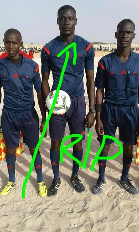 Abatalib-Mbaye-4 🔴Urgent - Il rencontre Ndoye Bane et Aliou Cissé et meurt quelques heures plus tard (9 photos)