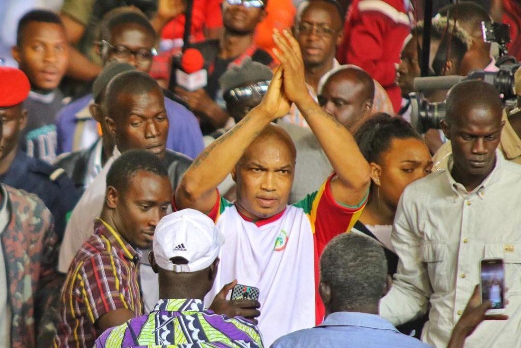 El-Hadji-Diouf-1-1024x685 Diouf attaque Cissé: le film de la bagarre entre les anciens lions du Sénégal