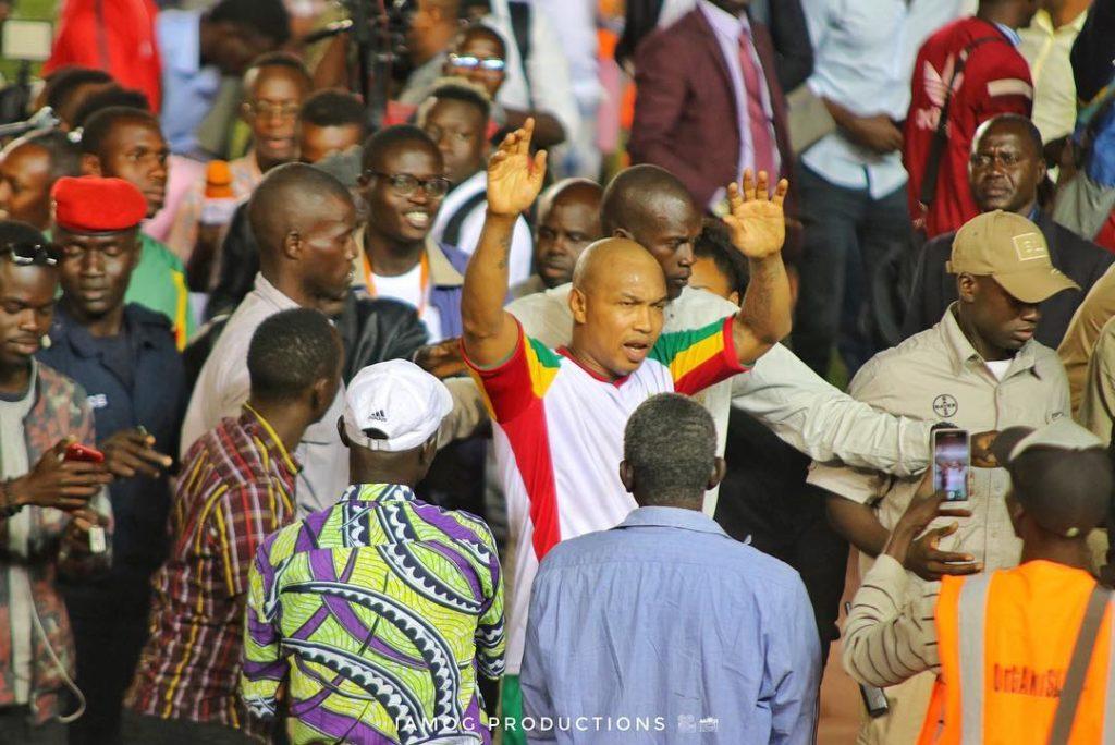 El-Hadji-Diouf-2-1024x684 Diouf attaque Cissé: le film de la bagarre entre les anciens lions du Sénégal