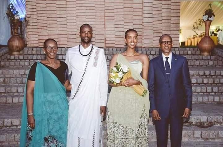 FB_IMG_1546234056317-1 Mariage de la fille unique du président Paul Kagame (05 Photos)