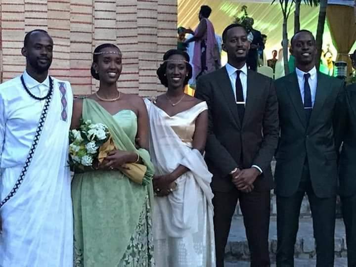 FB_IMG_1546234552368 Mariage de la fille unique du président Paul Kagame (05 Photos)