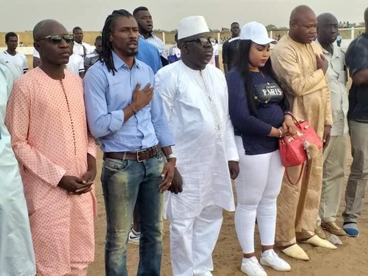 ndoye-bane-2 🔴Urgent - Il rencontre Ndoye Bane et Aliou Cissé et meurt quelques heures plus tard (9 photos)