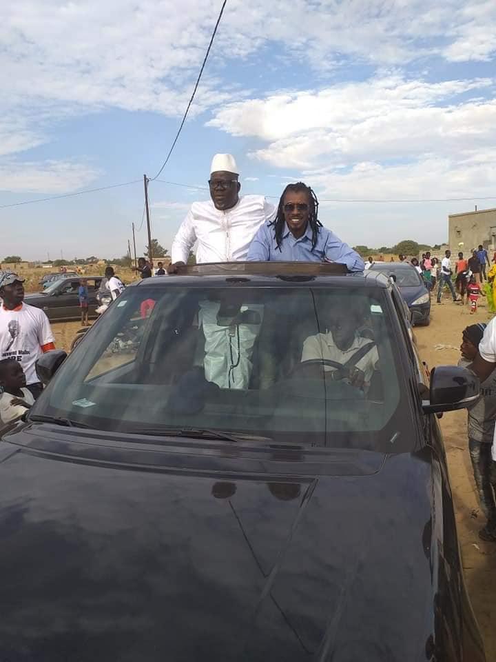 ndoye-bane-3 🔴Urgent - Il rencontre Ndoye Bane et Aliou Cissé et meurt quelques heures plus tard (9 photos)