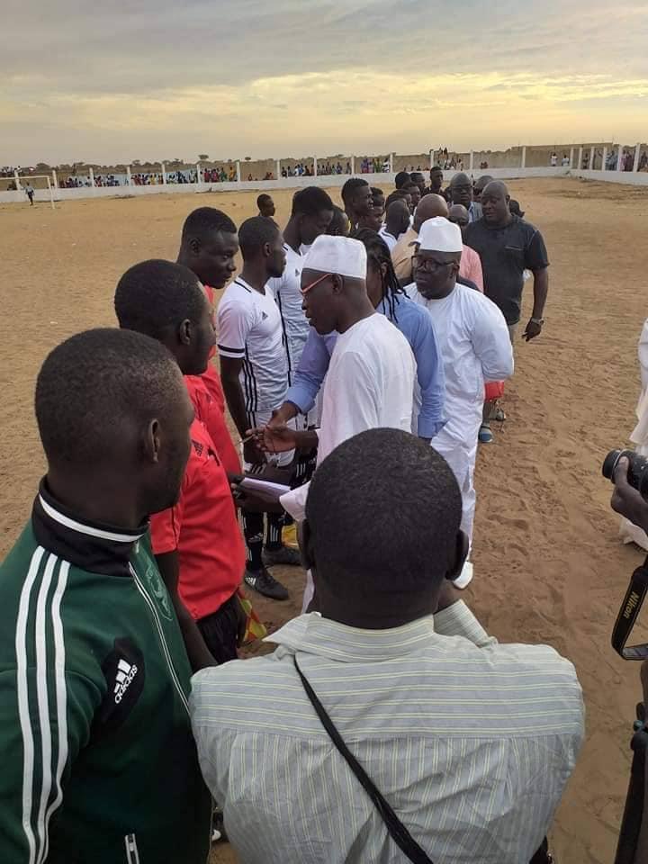 ndoye-bane-4 🔴Urgent - Il rencontre Ndoye Bane et Aliou Cissé et meurt quelques heures plus tard (9 photos)
