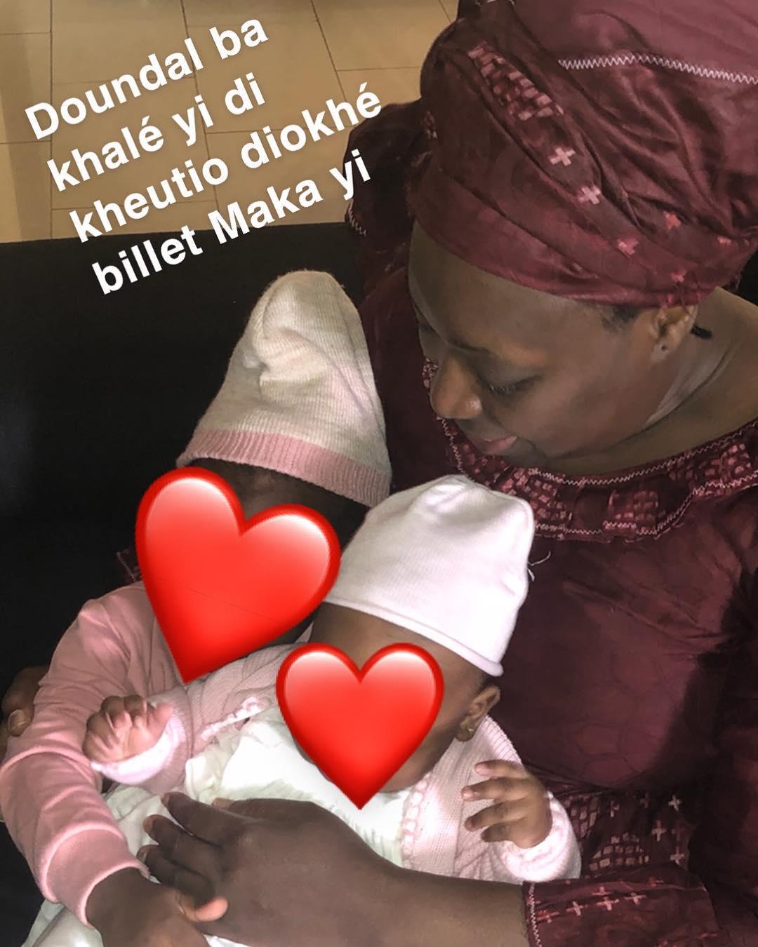 Khady-Bijou-Ndiaye-2-1 Frappante ressemblance : Khady Bijou Ndiaye dévoile sa mère pour la première fois (05 Photos)