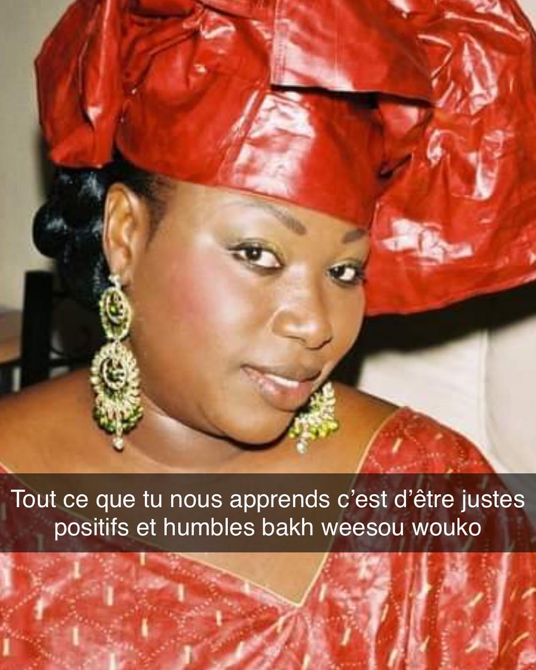 Khady-Bijou-Ndiaye-3 Frappante ressemblance : Khady Bijou Ndiaye dévoile sa mère pour la première fois (05 Photos)