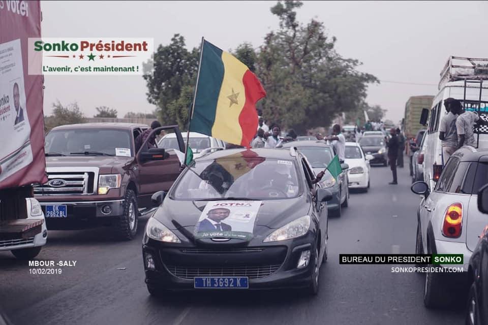Ousmane-SONKO-3-4 En image, la grande mobilisation de Ousmane Sonko à Mbour !