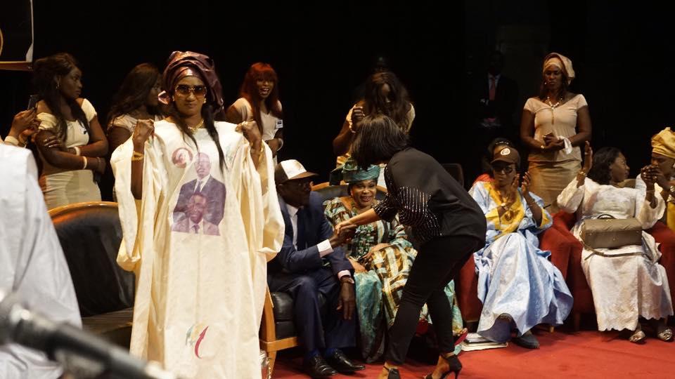 VIVIANE-17 Sorano : Meeting BBY, Viviane Chidid bat campagne pour Macky Sall (17 images)