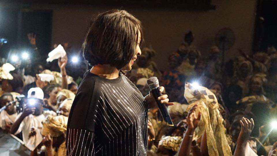 VIVIANE-6 Sorano : Meeting BBY, Viviane Chidid bat campagne pour Macky Sall (17 images)