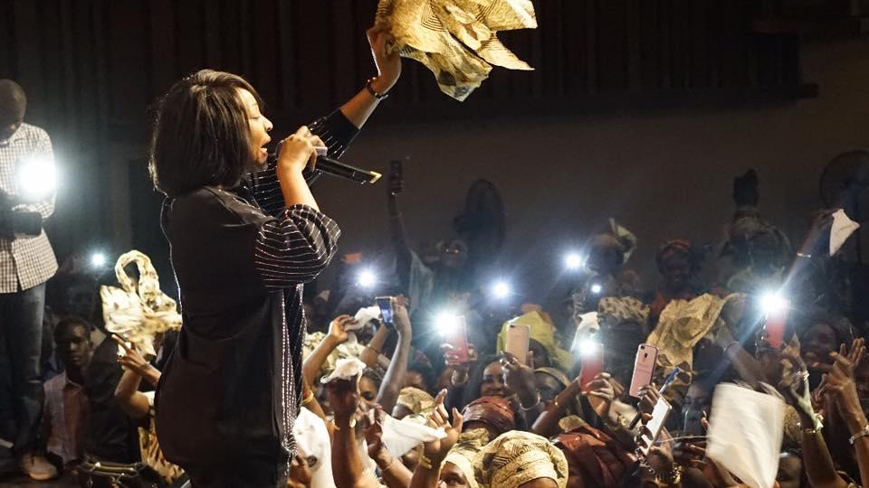 VIVIANE-9 Sorano : Meeting BBY, Viviane Chidid bat campagne pour Macky Sall (17 images)