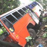 bus-renverse-150x150 Urgent - Campagne – Tambacounda : Le bus des journalistes calciné