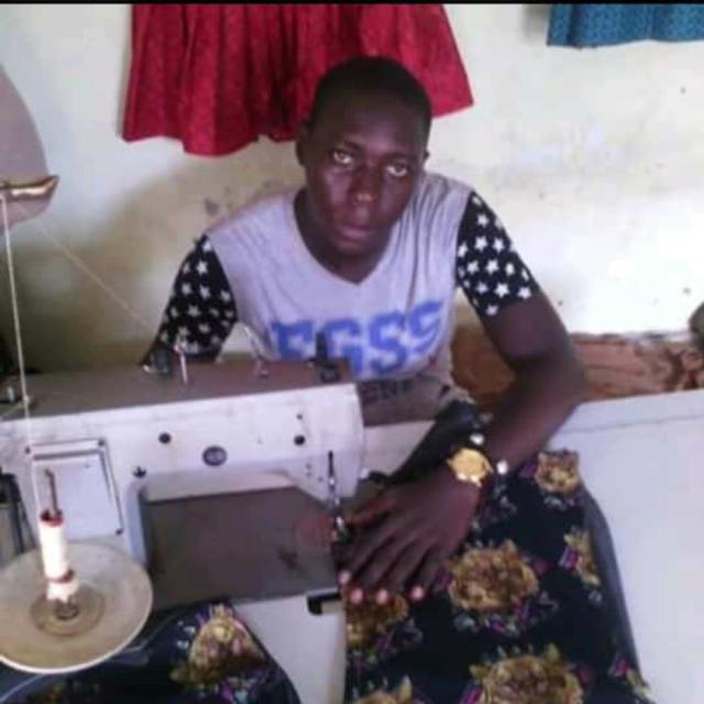iboudiop3 Voici le militant de l'APR tμé lors des affrontements à Tamba (Photos)