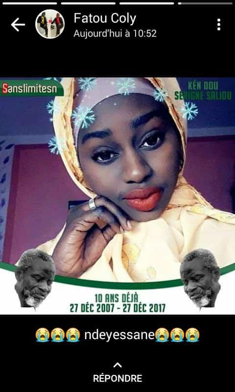 imageproxy-18 Nécrologie : Décès de Ndeye Fatou, la fille de Ousmane Seck et cousine de Wally Seck (05 Photos)