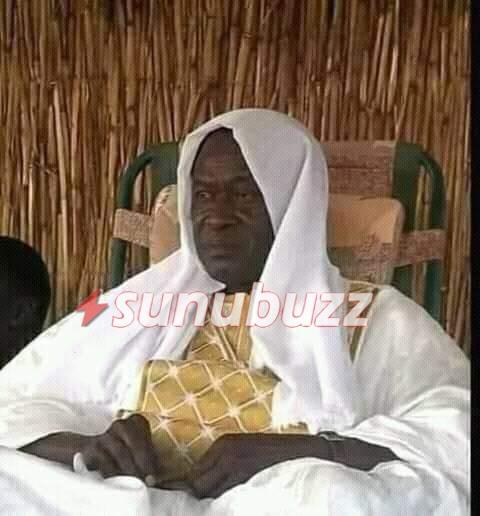 32032220-29982781 🔴 Touba endeuillé : Serigne Mountakha Mbacké à l'enterrement de Serigne Abdoulahi !