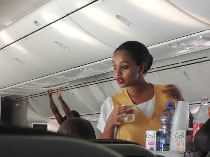 53496269_586575588485199_8856940038638796800_n-1 Crash en Ethiopie: La jeune Amma Tesfamariam, faisait partie de l'équipage