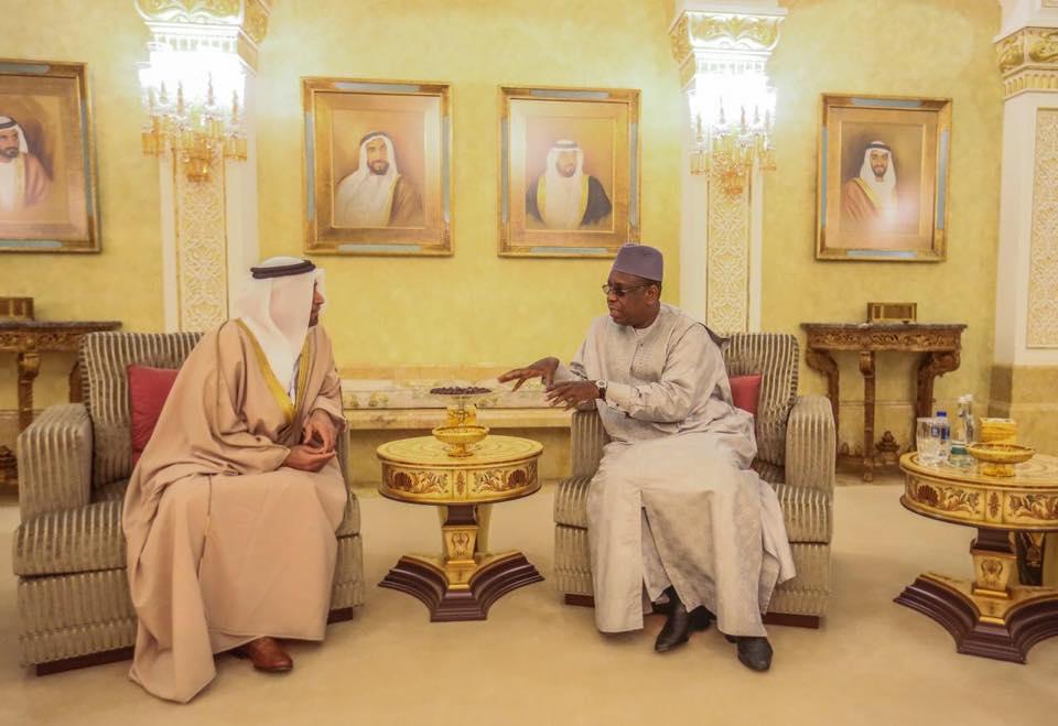 53607294_2107260242898734_9113222356393787392_n Marieme Faye Sall très bien accueillie à Dubaï! (Photos)