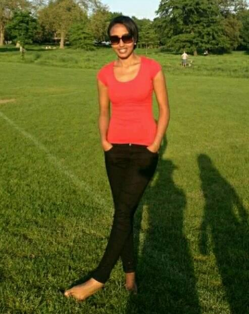 Amma-Tesfamariam-4 Crash en Ethiopie: La jeune Amma Tesfamariam, faisait partie de l'équipage