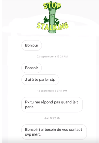 Screenshot-at-mars-22-10-30-48 Victime d'harcèlement, Léa Soukeyna Ndiaye divulgue les messages de…