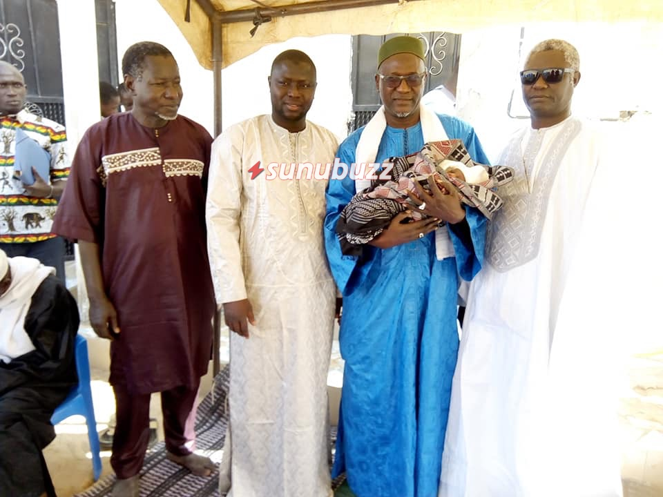 sonko-2 Baptême : Bonne nouvelle pour Ousmane Sonko (03 Photos)