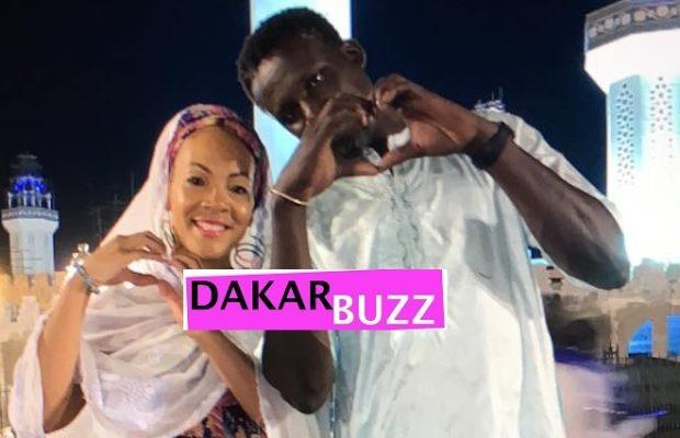 ASSANE-DIOUF-1-Copie-620x400 Assane Diouf et sa femme étaient à Touba (photos)