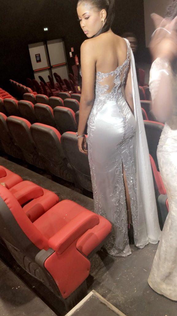 awa-3-576x1024 Pod et Marichou: La robe de Kiné à la cérémonie de clôture de la S.3