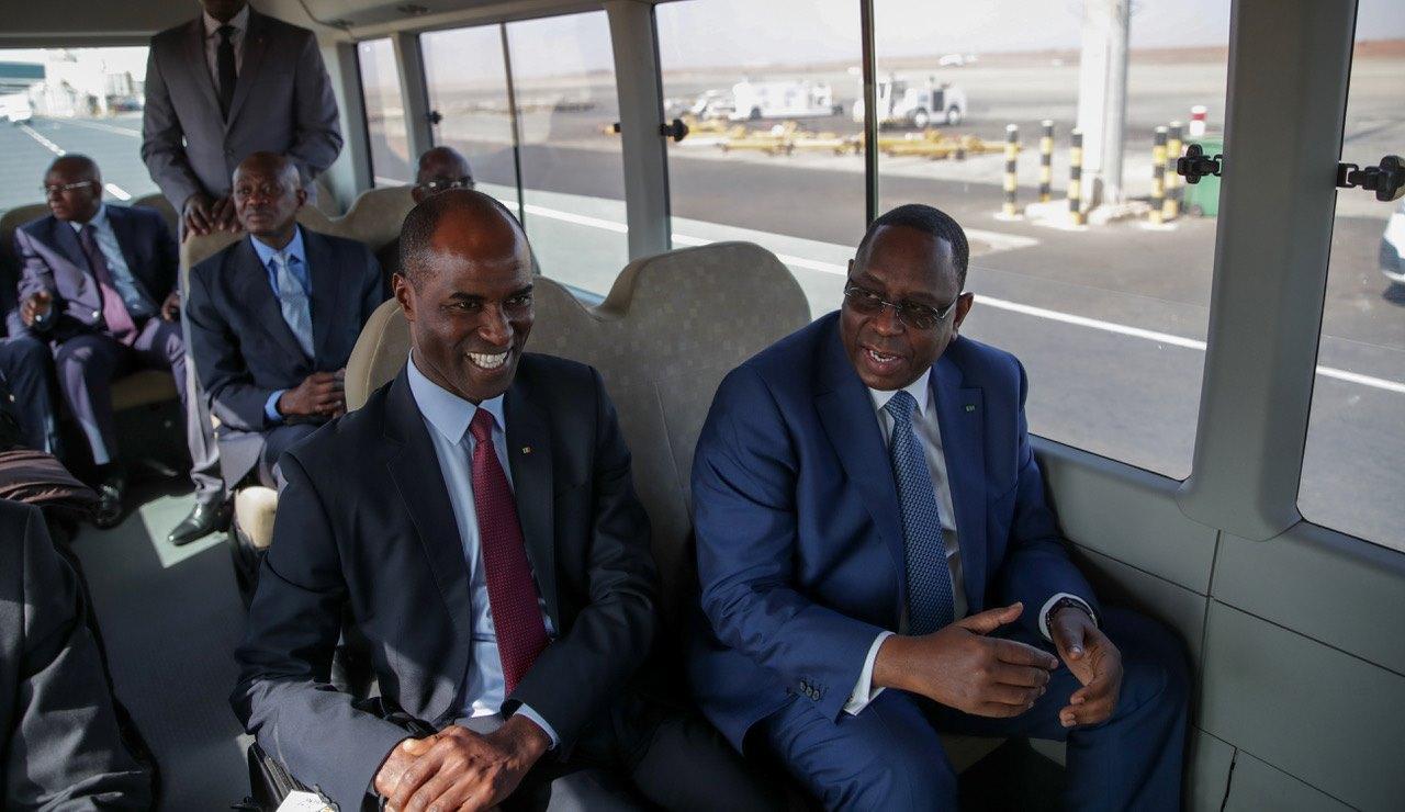 60582774_10157421378207867_6058406603458084864_o Macky Sall voyageant à bord d'Air Sénégal comme un client « normal » (photos) !