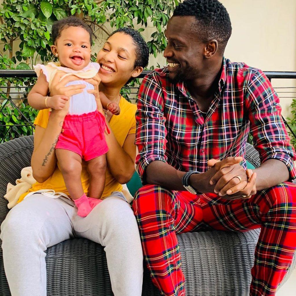 Adja-Diallo-1-1024x1024 Les nouvelles photos d'Adja Diallo, Toute heureuse avec Ibou Touré et son bébé