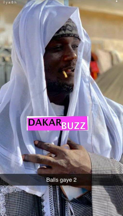 BALLA-GAYE-2 Ramadan - Le nouveau look à mourir de rire de Balla Gaye 2 (Photos)