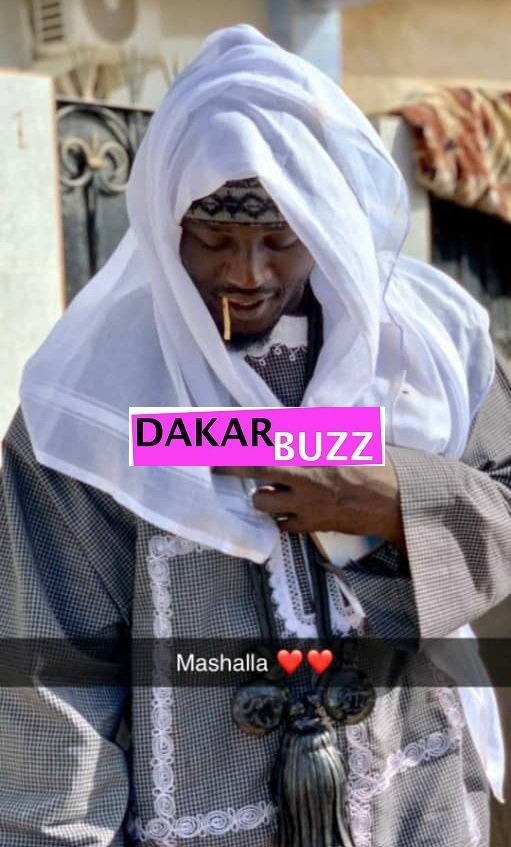 BALLA-GAYE-4-1 Ramadan - Le nouveau look à mourir de rire de Balla Gaye 2 (Photos)