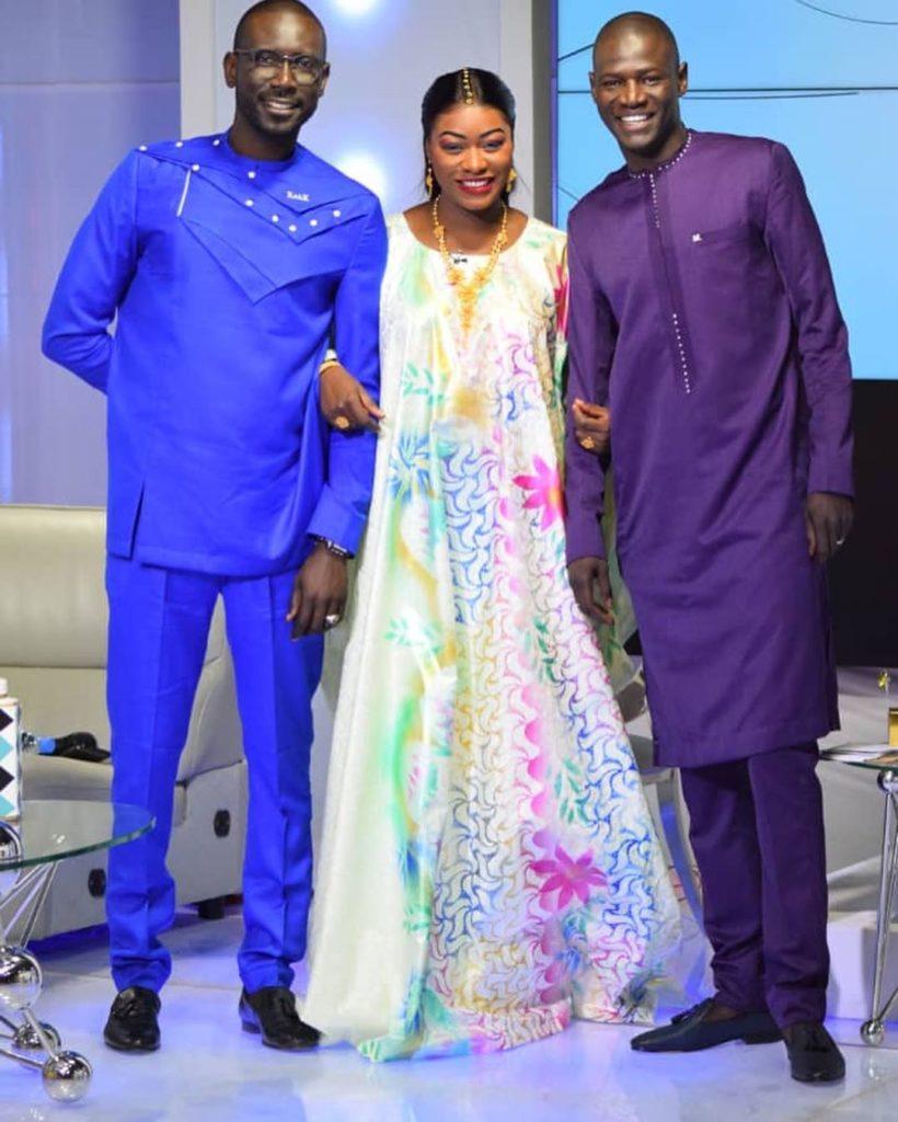 bijou-ndiaye-8-2-820x1024 La tenue de grande dame de Bijou au QG (Photos)