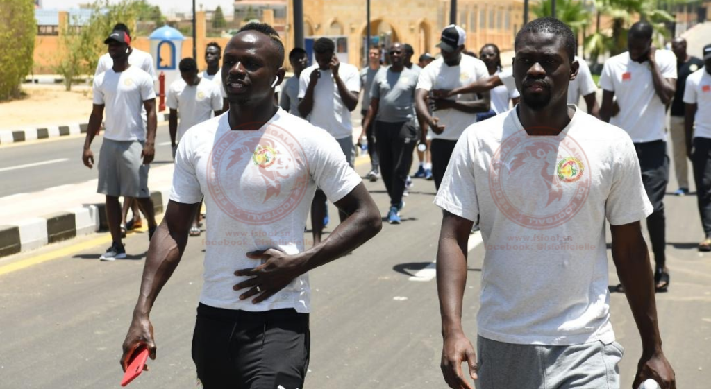 65805580_940224149702835_3473198382778941440_o-1024x561 Can 2019 –Sénégal vs Algérie : La promenade matinale des lions