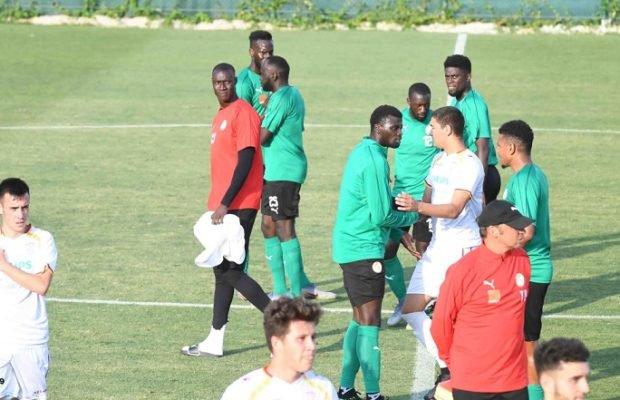 AMICAL-620x400 Foot - les images du match Sénégal Vs Murcie 7-0
