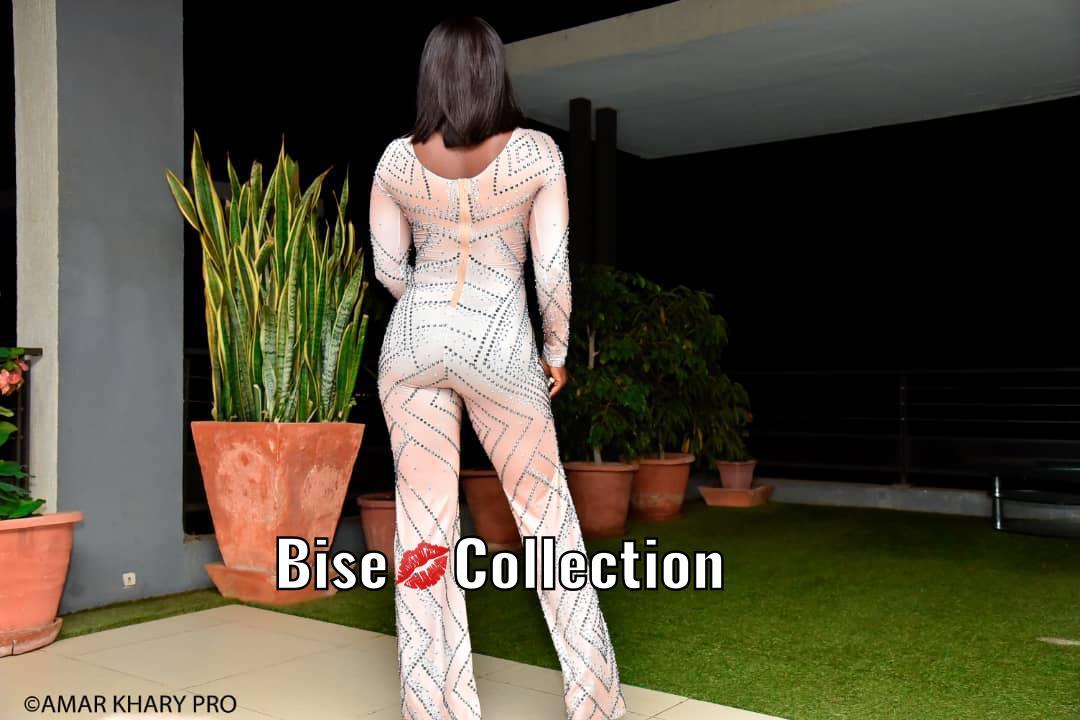b4ccc85e-bac6-44fb-a440-e1a011cc9fce Awa Baldé très classe dans sa belle combinaison ultra-chic (photos)