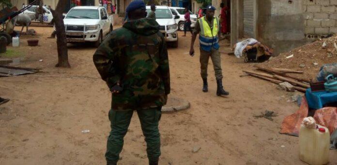36665746-32659463 Destruction d'un ghetto à Dalifort (Photos)