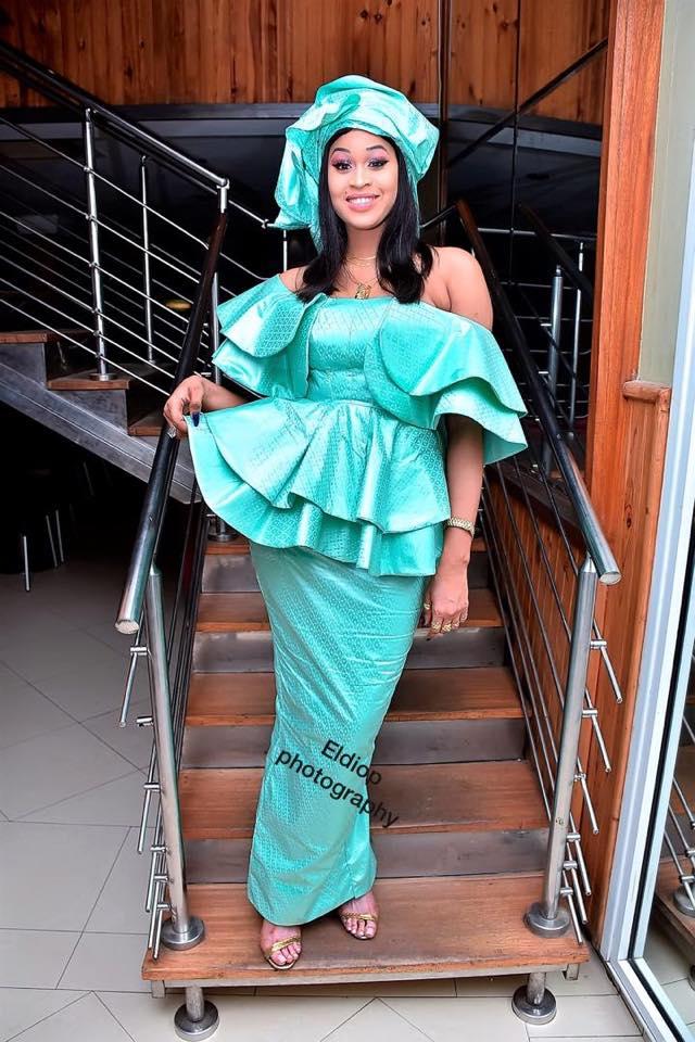 67838982_2341436709280325_7202532350050172928_n Tabaski 2019 : La taille basse bien taillée de la miss Ndeye Astou (photos)