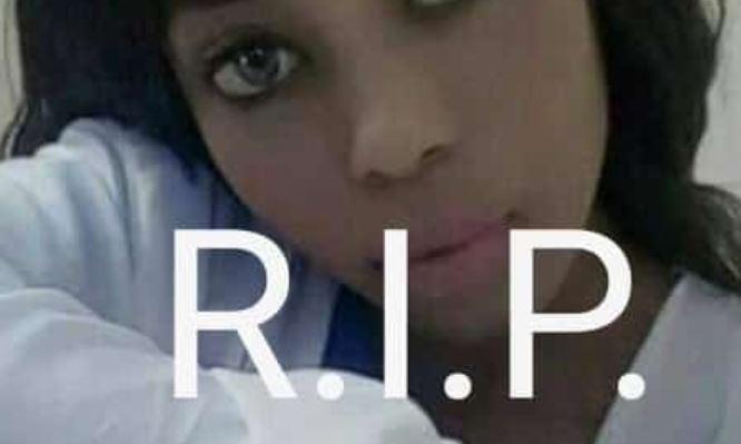 Capture-9 Awa Tounkara 22 ans, l'étudiante tombée du 3ème étage d'un immeuble