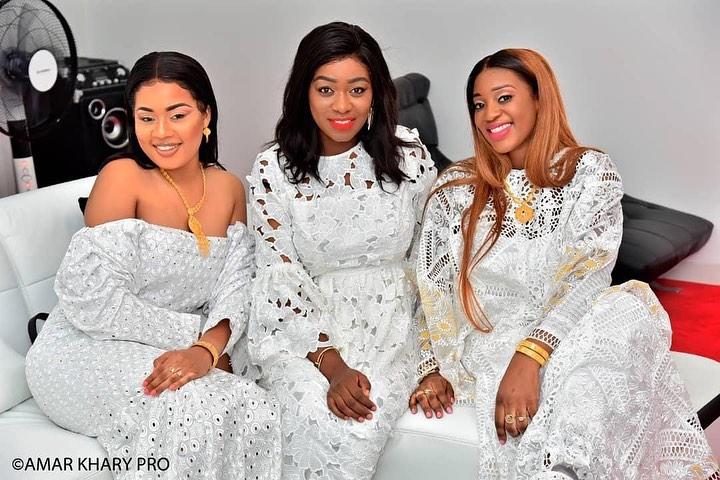 Khady-Bijou-Ndiaye-3-Copie Tabaski: Les « sagnsé » VIP de Bijou Ndiaye et Zahra la femme de Kouyaté (photos)