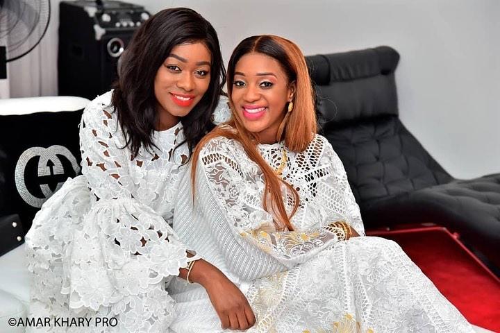 Khady-Bijou-Ndiaye-5 Tabaski: Les « sagnsé » VIP de Bijou Ndiaye et Zahra la femme de Kouyaté (photos)