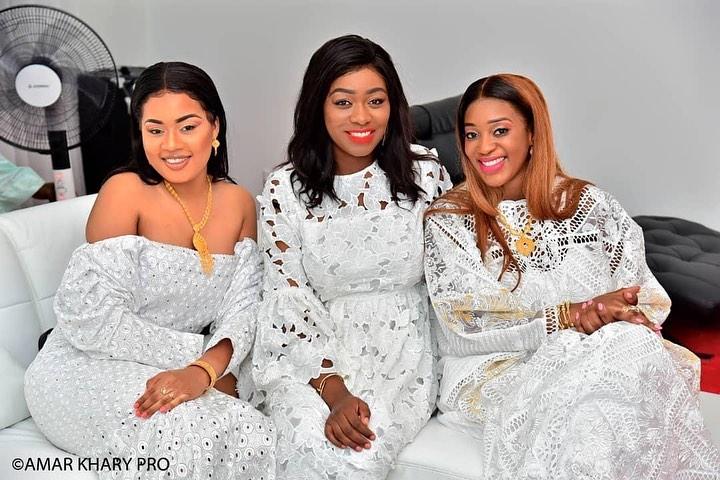 Khady-Bijou-Ndiaye-6 Tabaski: Les « sagnsé » VIP de Bijou Ndiaye et Zahra la femme de Kouyaté (photos)