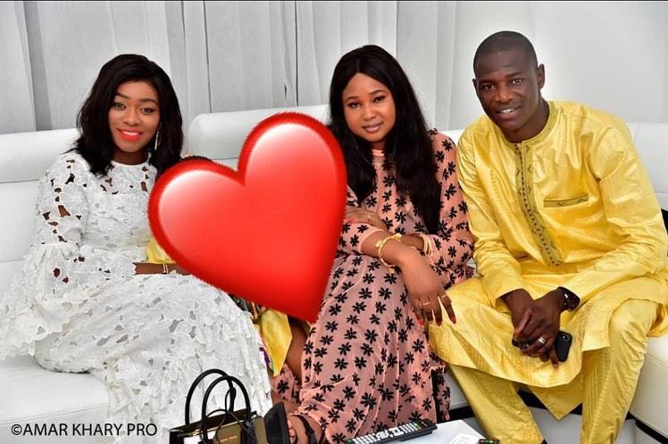 Khady-Bijou-Ndiaye-8 Tabaski: Les « sagnsé » VIP de Bijou Ndiaye et Zahra la femme de Kouyaté (photos)