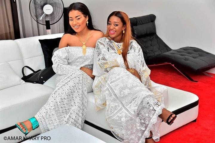 Khady-Bijou-Ndiaye-9 Tabaski: Les « sagnsé » VIP de Bijou Ndiaye et Zahra la femme de Kouyaté (photos)