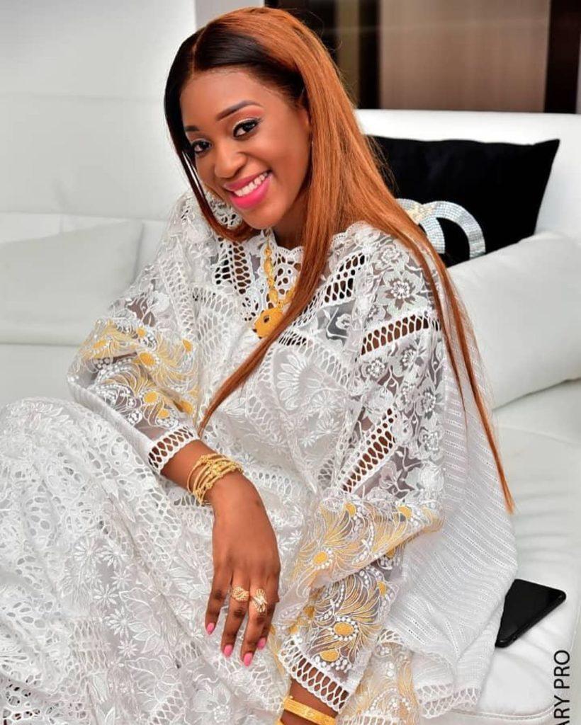 ZAKHRA-3-820x1024 Tabaski: Les « sagnsé » VIP de Bijou Ndiaye et Zahra la femme de Kouyaté (photos)