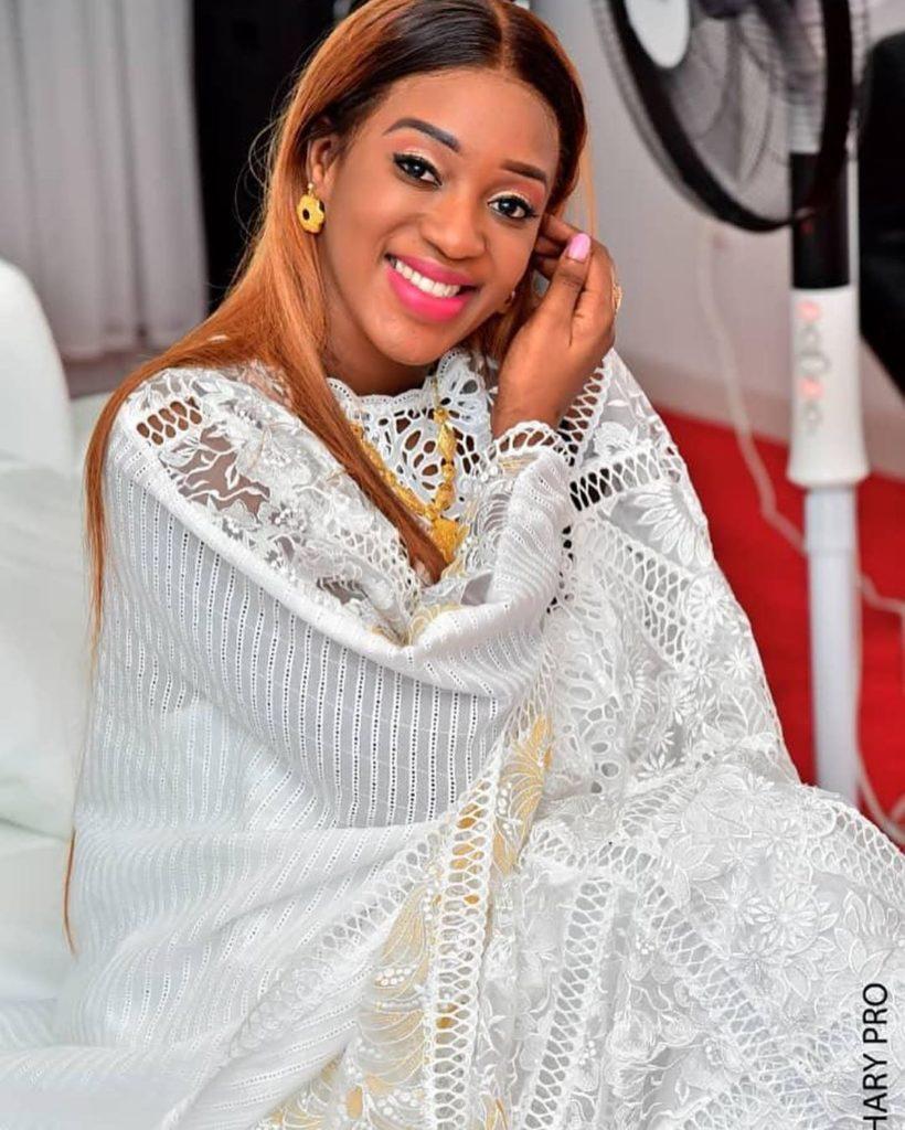 ZAKHRA-4-820x1024 Tabaski: Les « sagnsé » VIP de Bijou Ndiaye et Zahra la femme de Kouyaté (photos)
