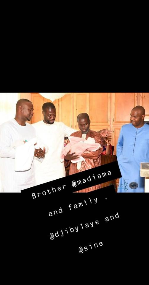 fata-2 Carnet Rose : Baptême des jumeaux Alé et Mame Ndiaye du rappeur Fata