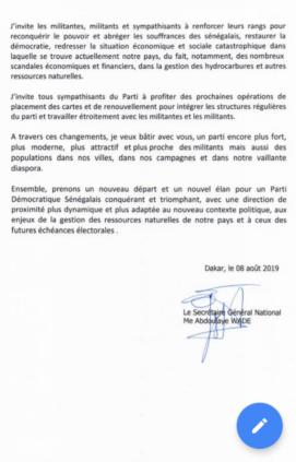 wade-1-271x423 PDS : Me Abdoulaye Wade prend une très grande décision ! (communiqué)