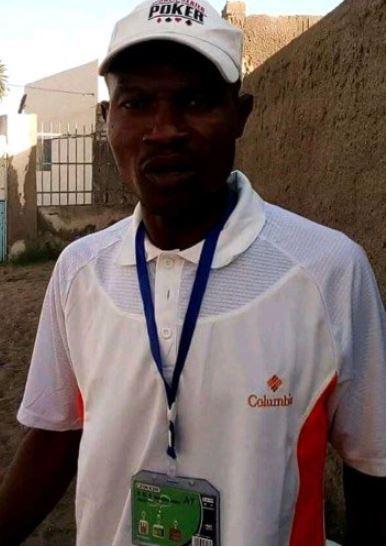 Capturea Fodé, l'employé de NMA dont la foudre a ôté la vie