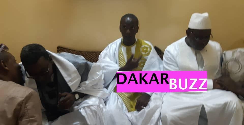 MACKY-SALL-3 (photos) Le président Macky Sall fait une descente chez les « goros » d'Amadou Sall