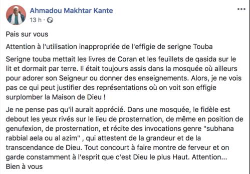 Screenshot-at-Sep-28-23-14-58 Effigie de Serigne Touba : Imam Kanté alerte et s'attire la colère de certains Mourides