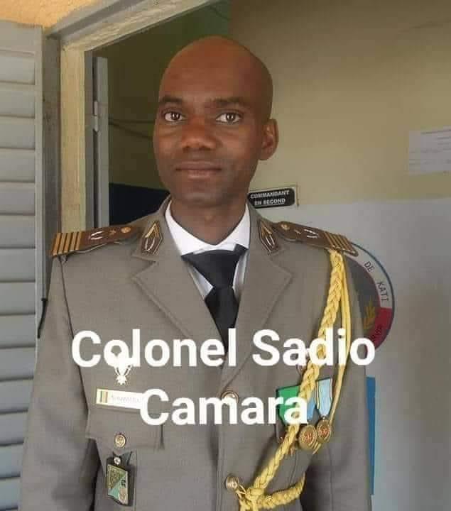 Coup d'État au Mali : Voici le colonel Sadio Camara, le chef des opérations(Photo)